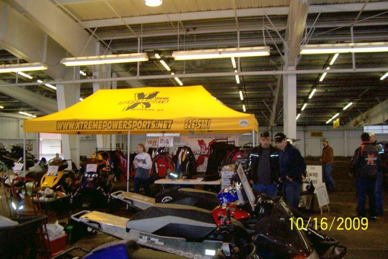 Puyallup Snow Show Booth