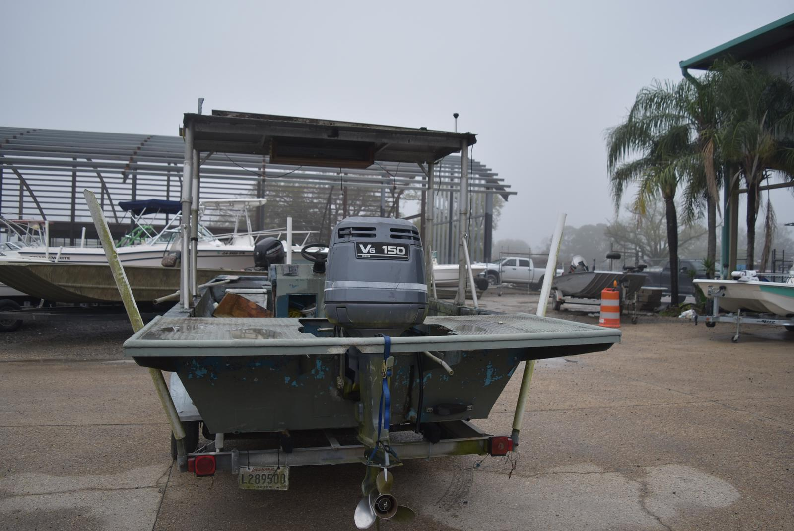 New  1981 Alumaweld Boats Center Console in Marrero, Louisiana