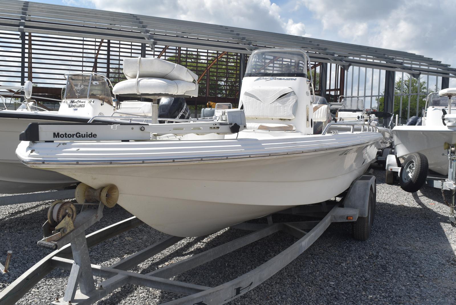New  2002 Bay Stealth Boats Bay Boat in Marrero, Louisiana