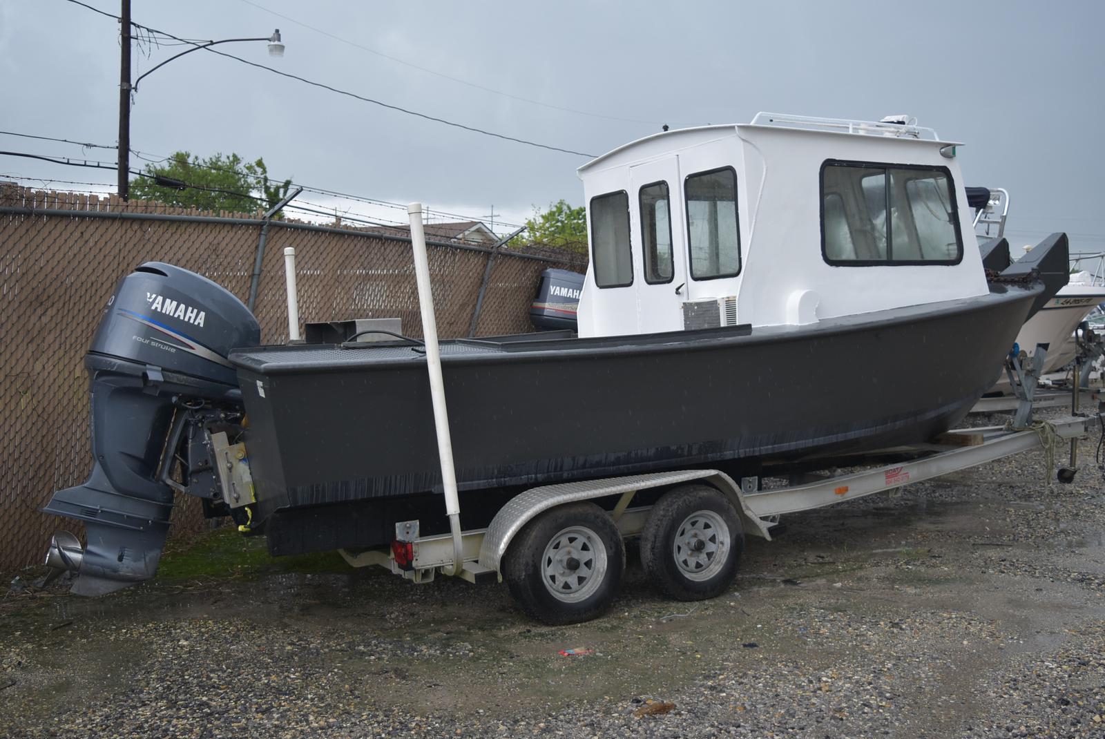 New  1973 Custom Aluminum Boats Runabout in Marrero, Louisiana
