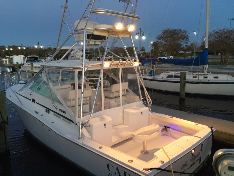 New  1999 Cabo Yachts Boats Expre in Marrero, Louisiana