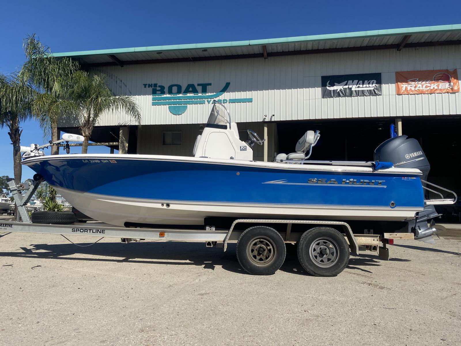 New  2013 Sea Hunt Boats Bay Boat in Marrero, Louisiana