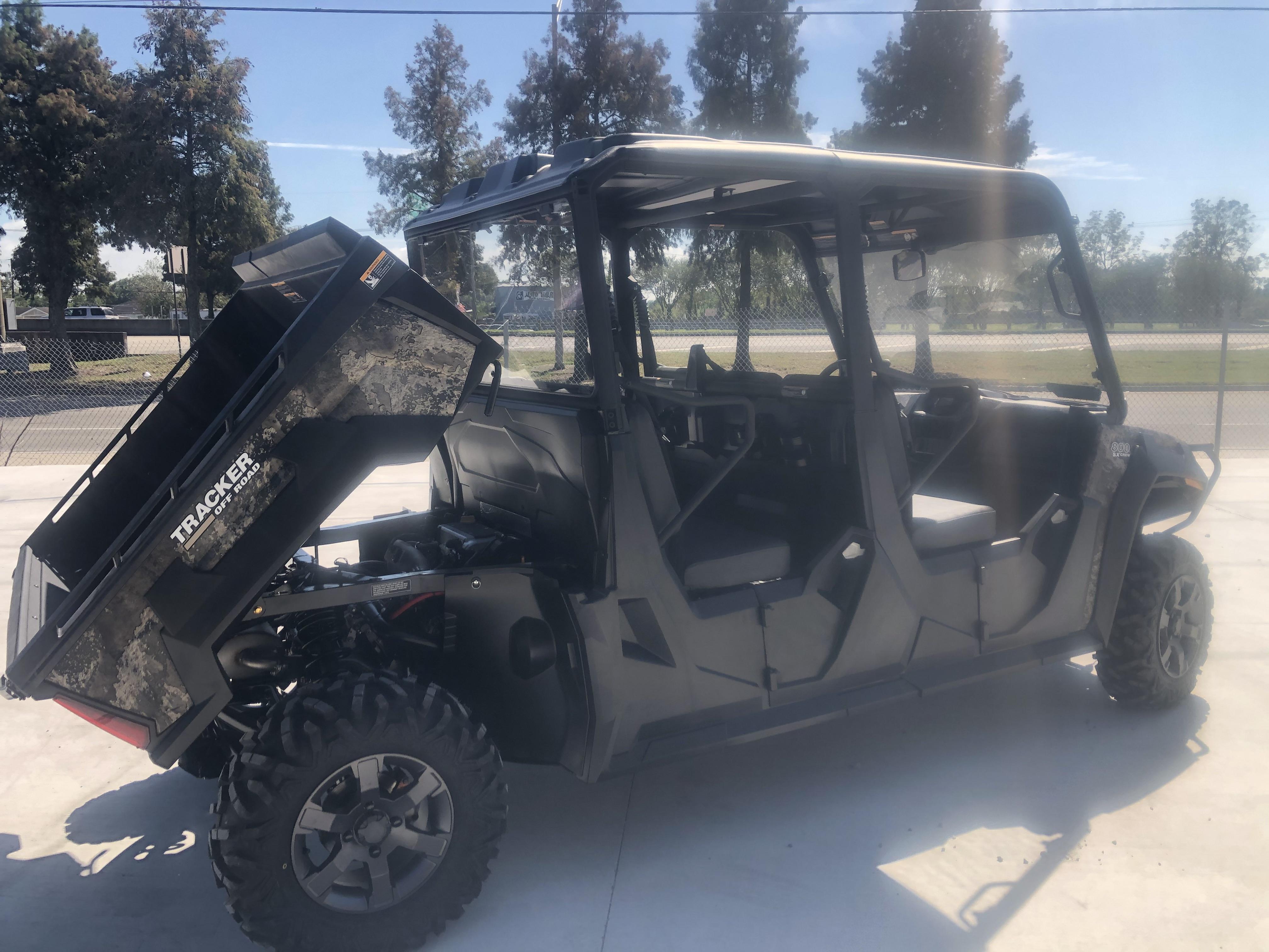 New  2021 Tracker Off Road Side x Side Motorcycle in Marrero, Louisiana