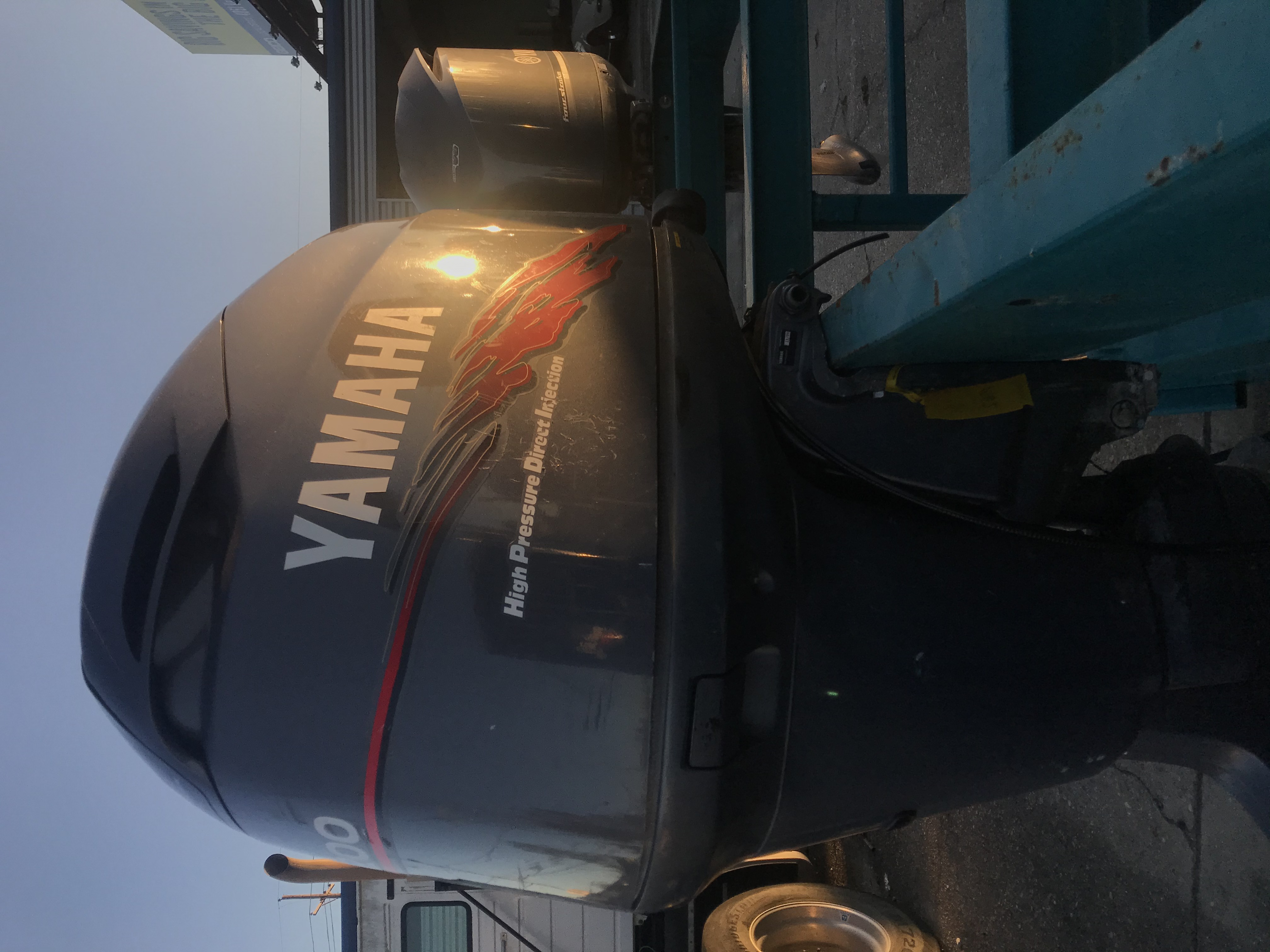New  1999 Yamaha Outboard Motors Outboard in Marrero, Louisiana