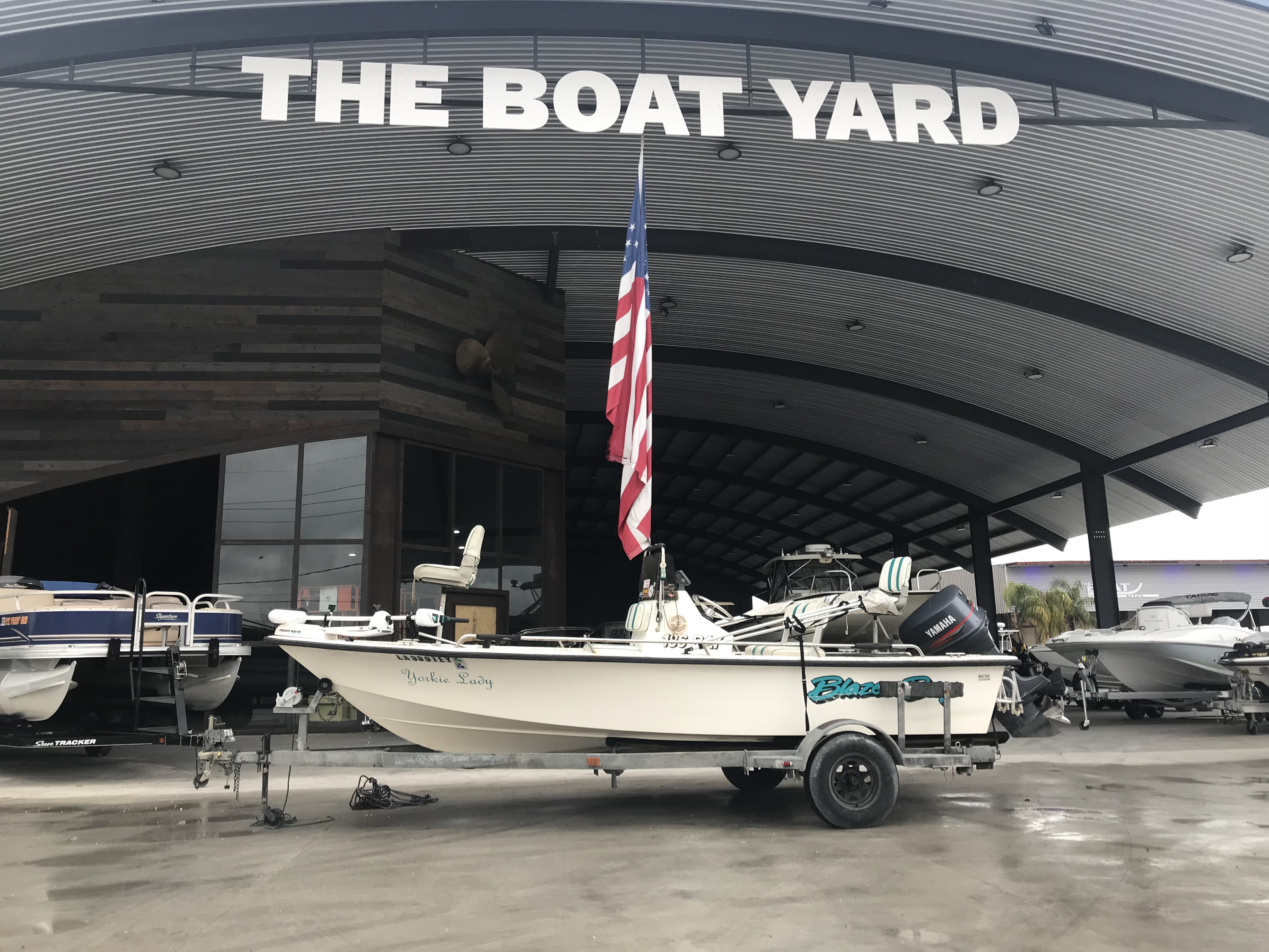 New  1999 Blazer Boats Boats Bay Boat in Marrero, Louisiana