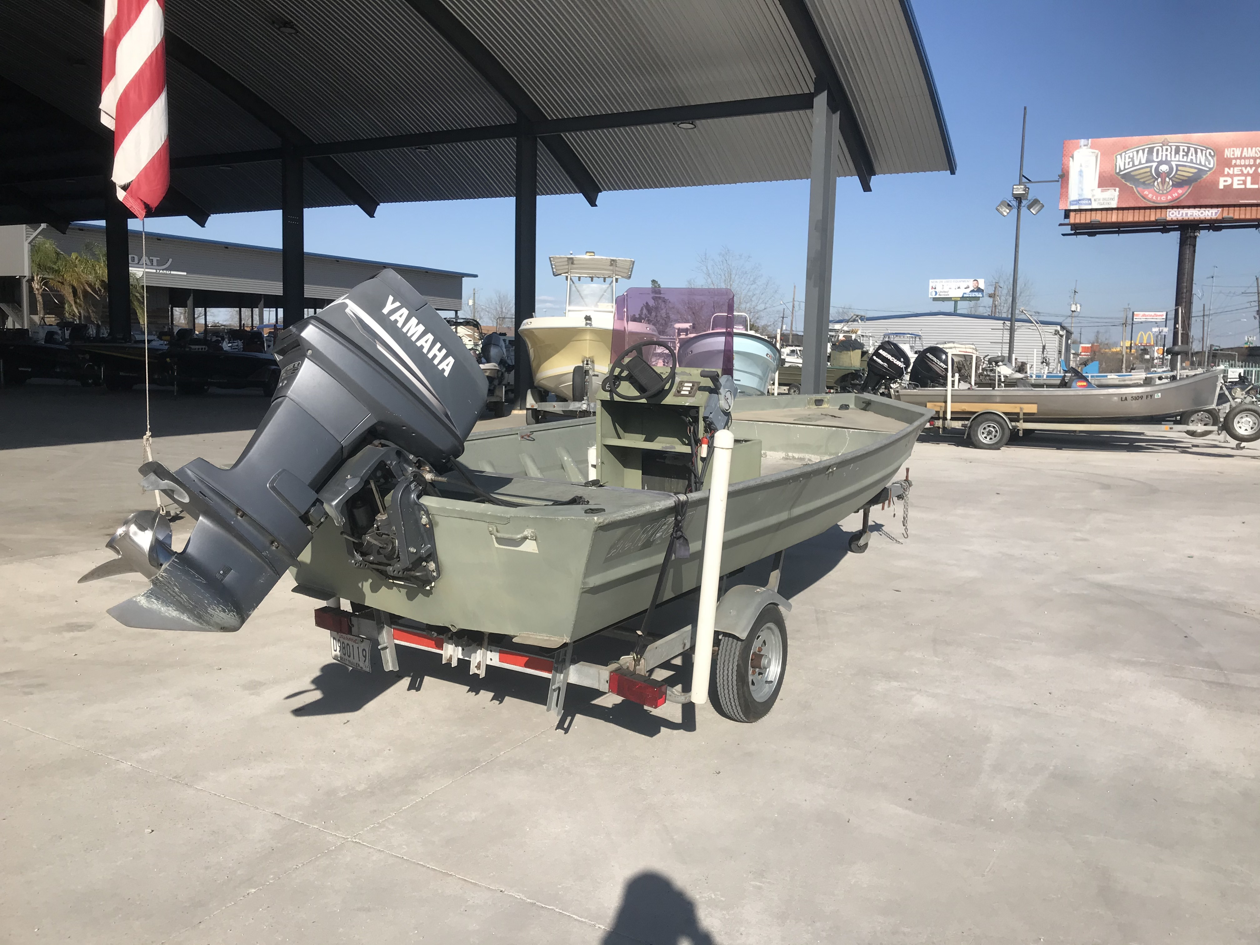 New  2000 Alweld Boats Jon Boat in Marrero, Louisiana