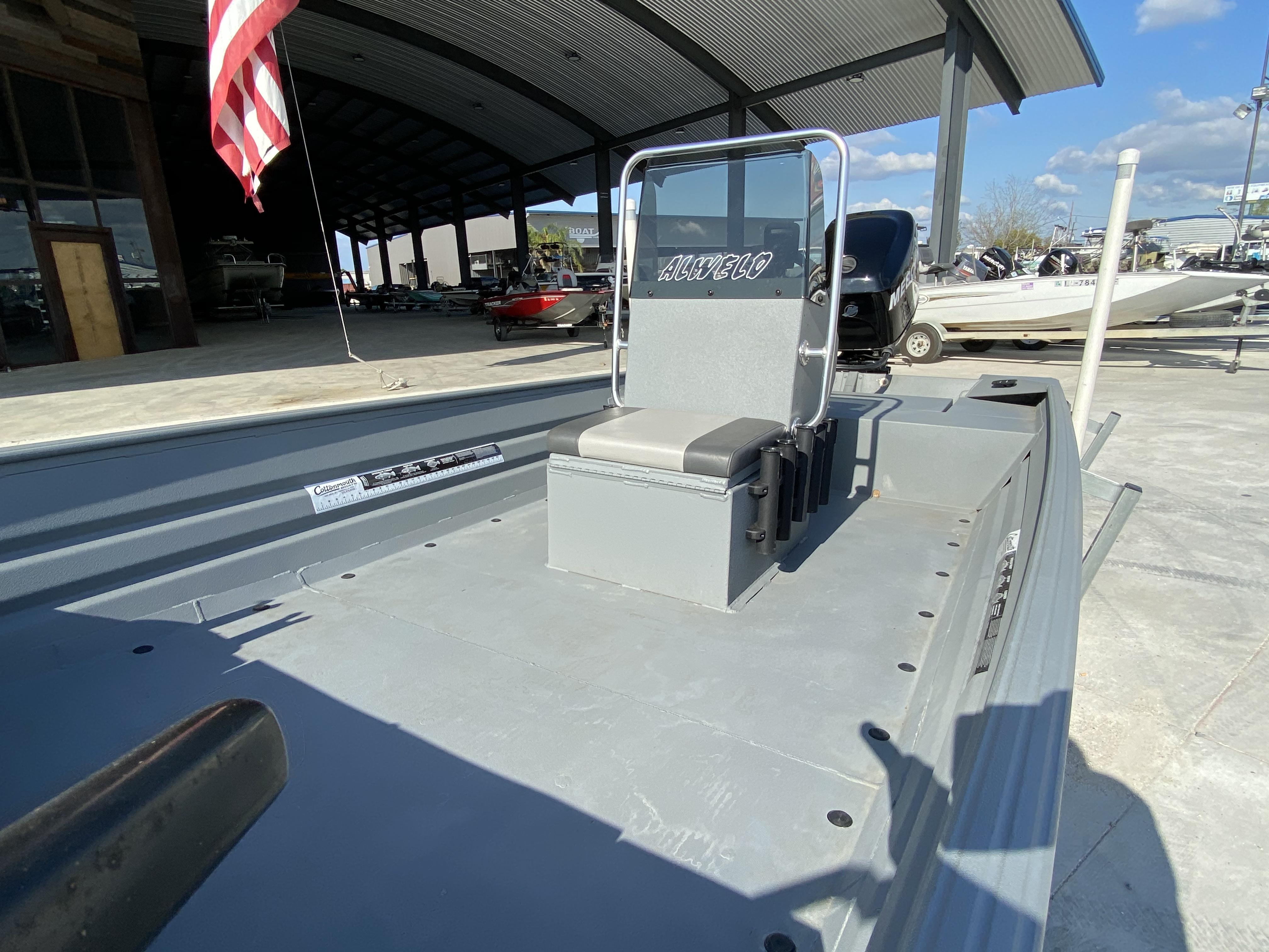 New  2017 Alweld Boats Center Console in Marrero, Louisiana