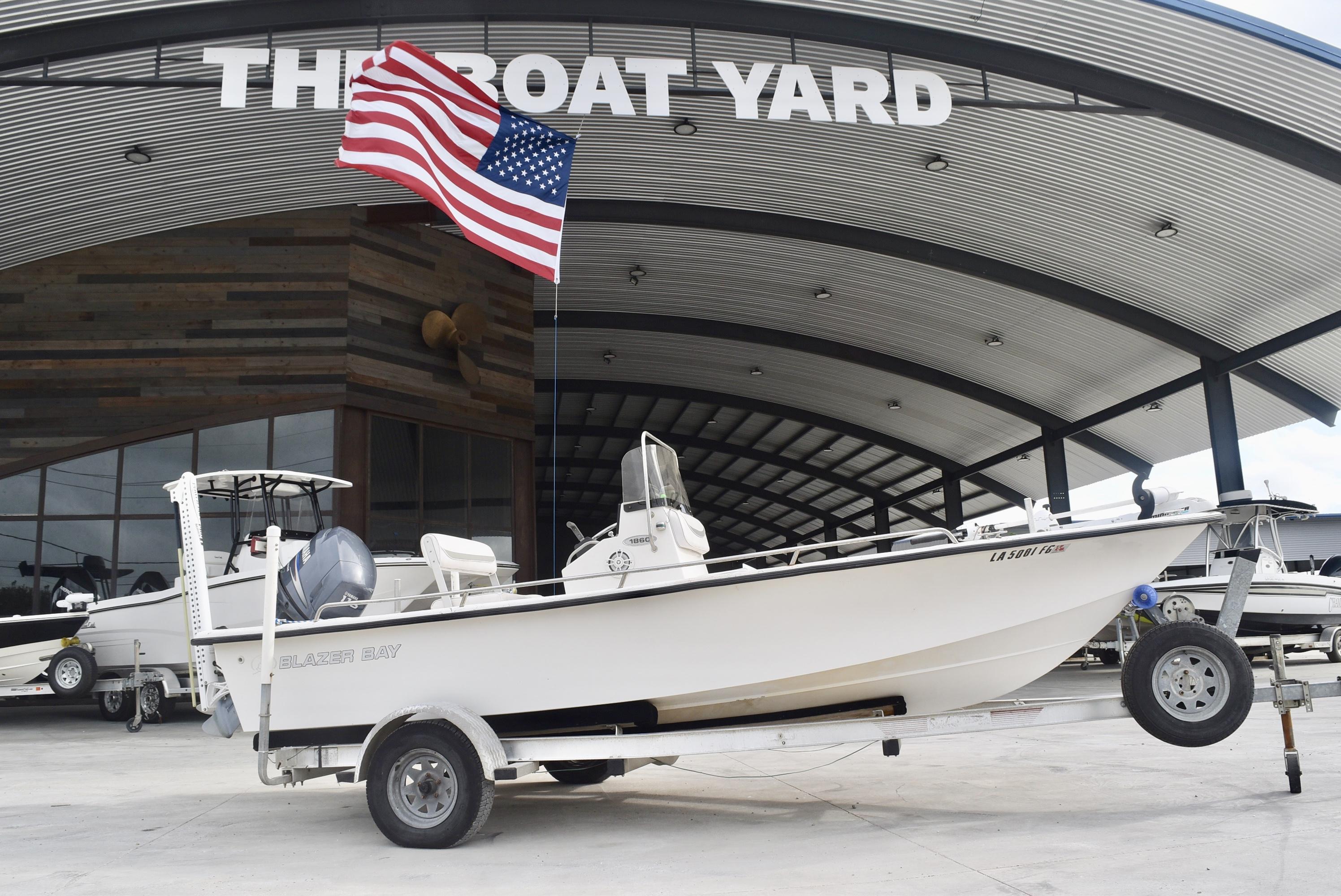 New  2003 Blazer Boats Boats Bay Boat in Marrero, Louisiana