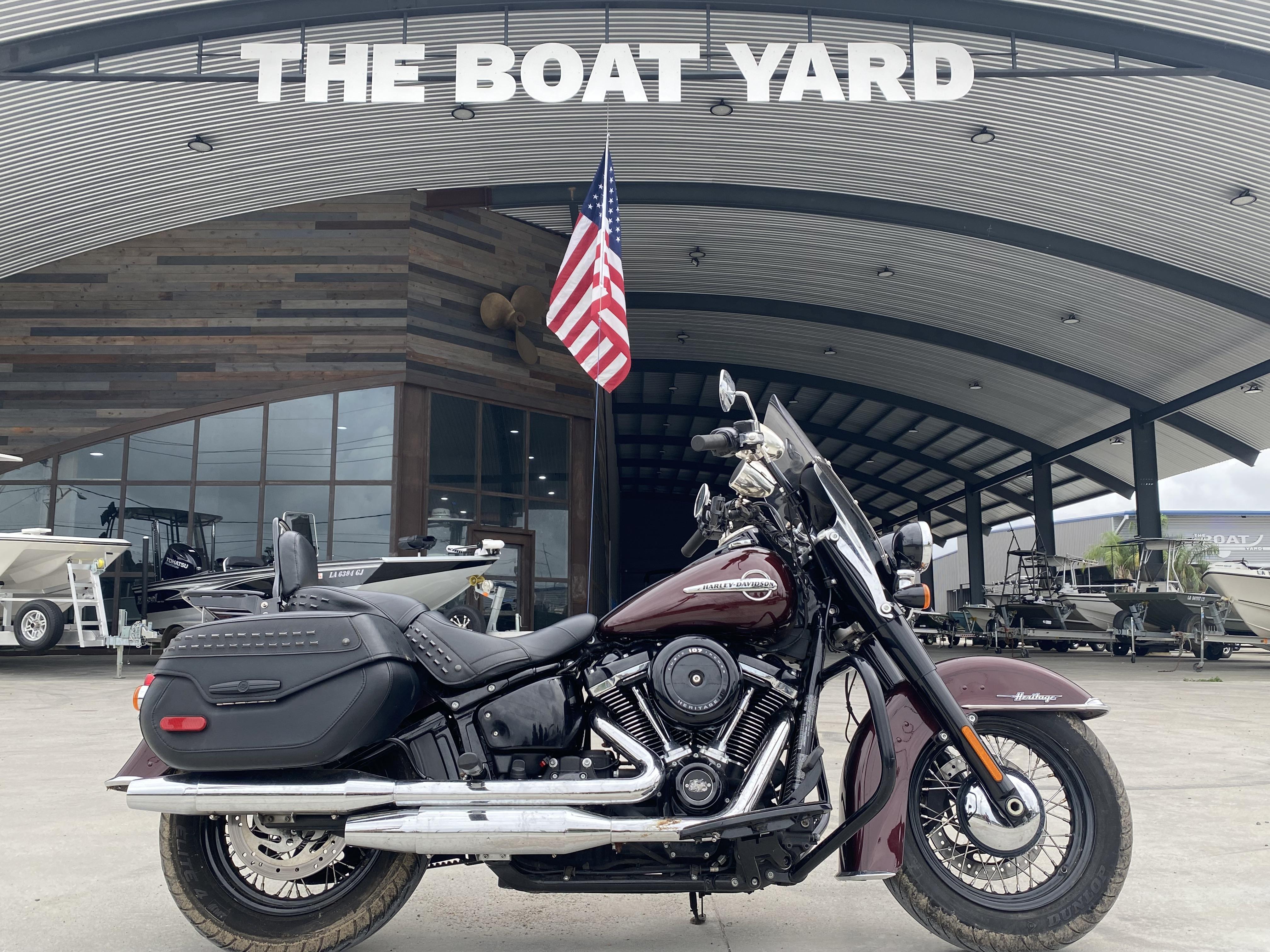 New  2018 Harley-Davidson® Motorcycle Motorcycle in Marrero, Louisiana