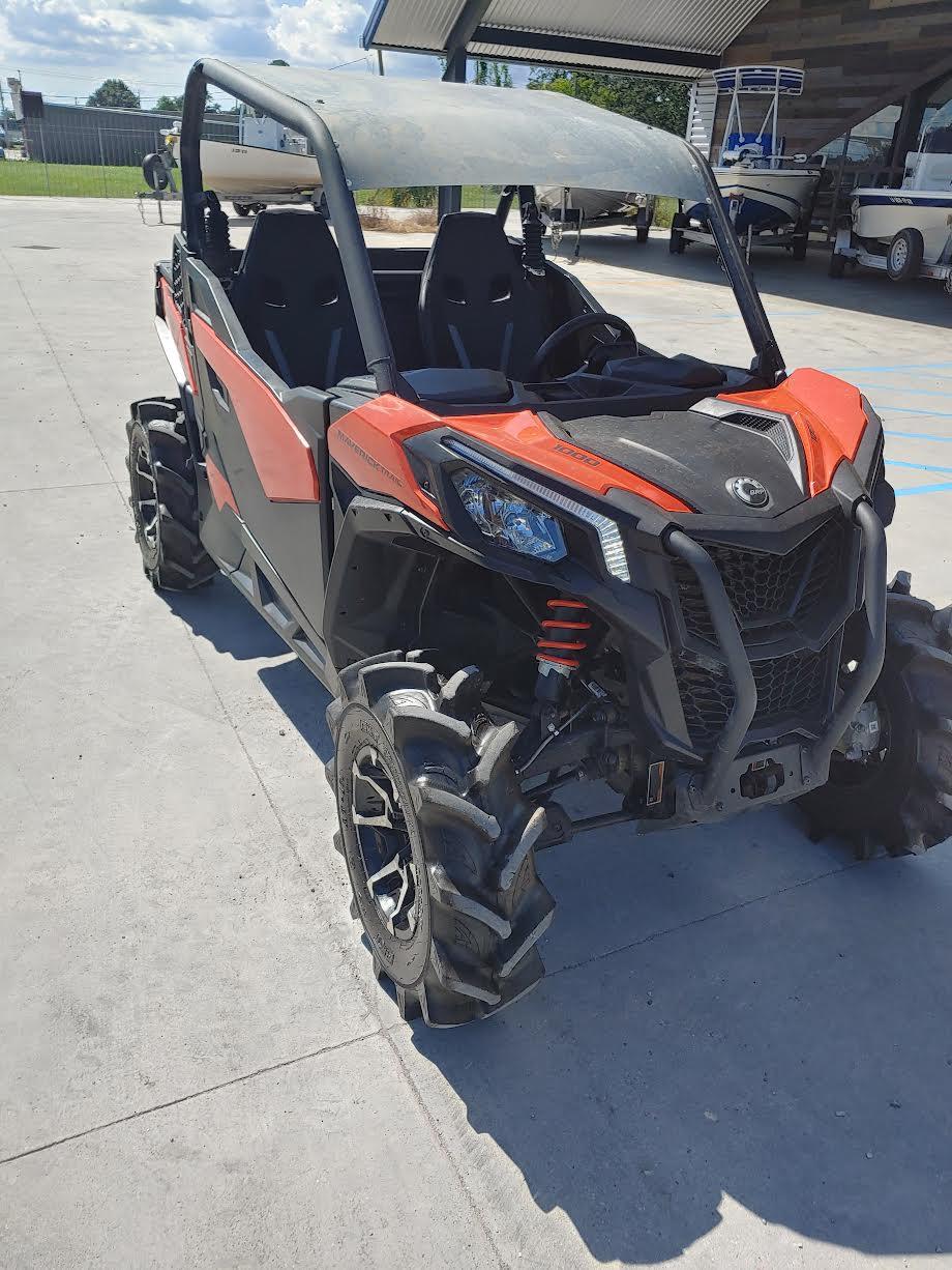 New  2019 Can-Am Side x Side Motorcycle in Marrero, Louisiana