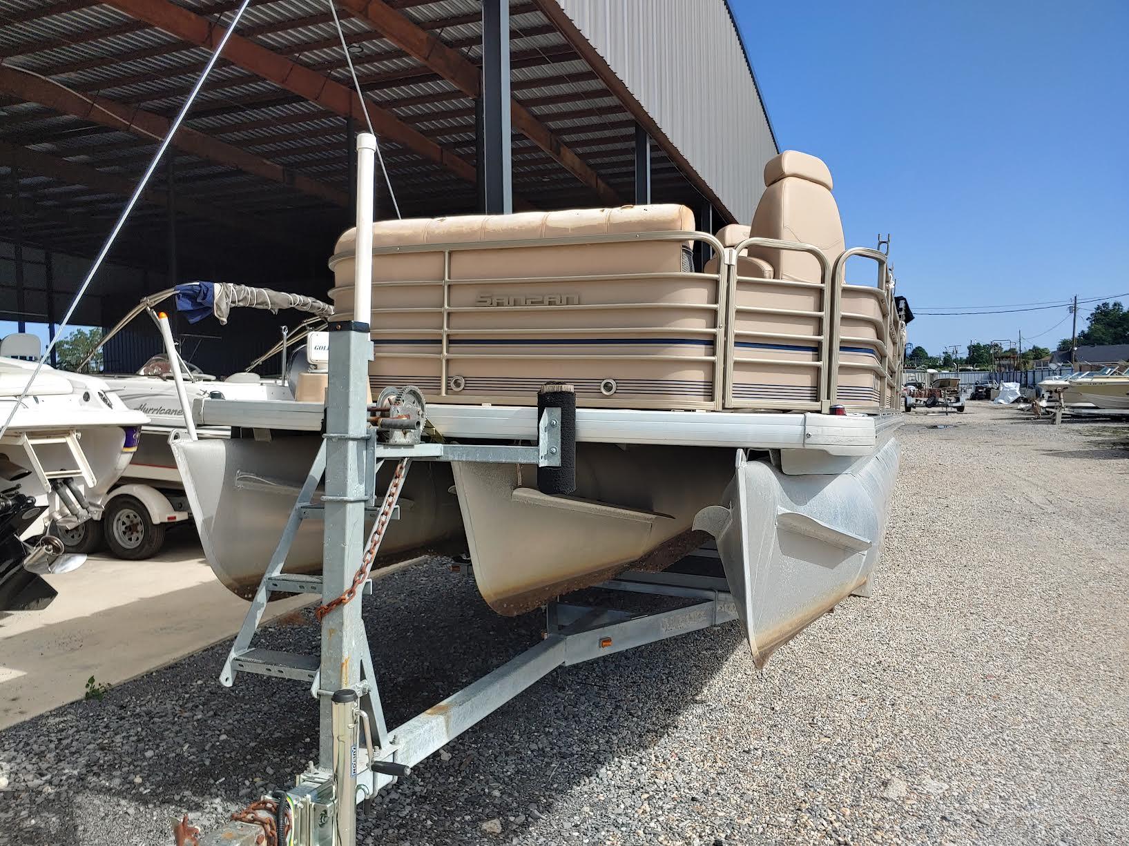 New  2007 Sanpan Pontoons Pontoon Boat in Marrero, Louisiana