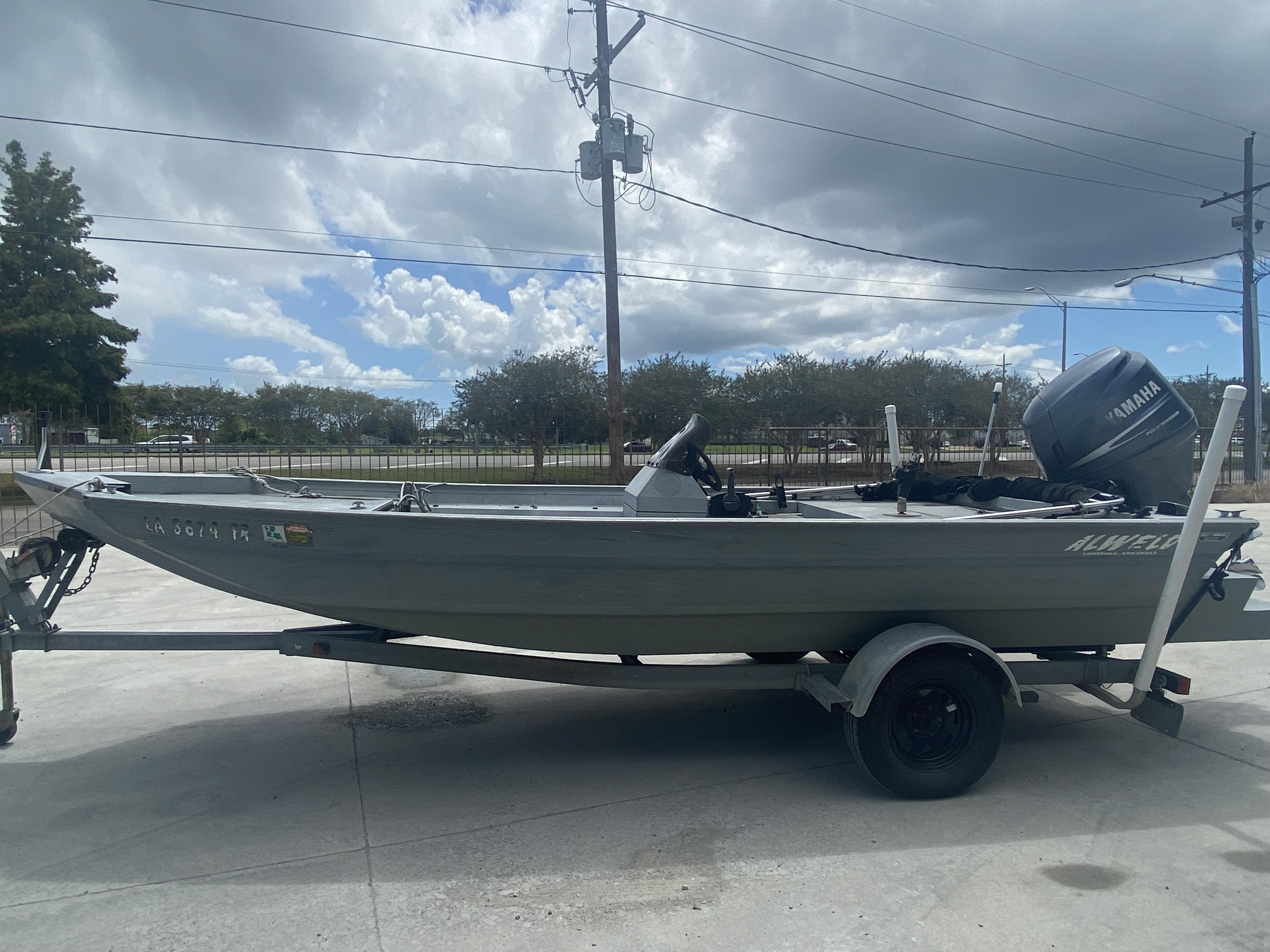 New  2007 Alweld Boats Bass Boat in Marrero, Louisiana