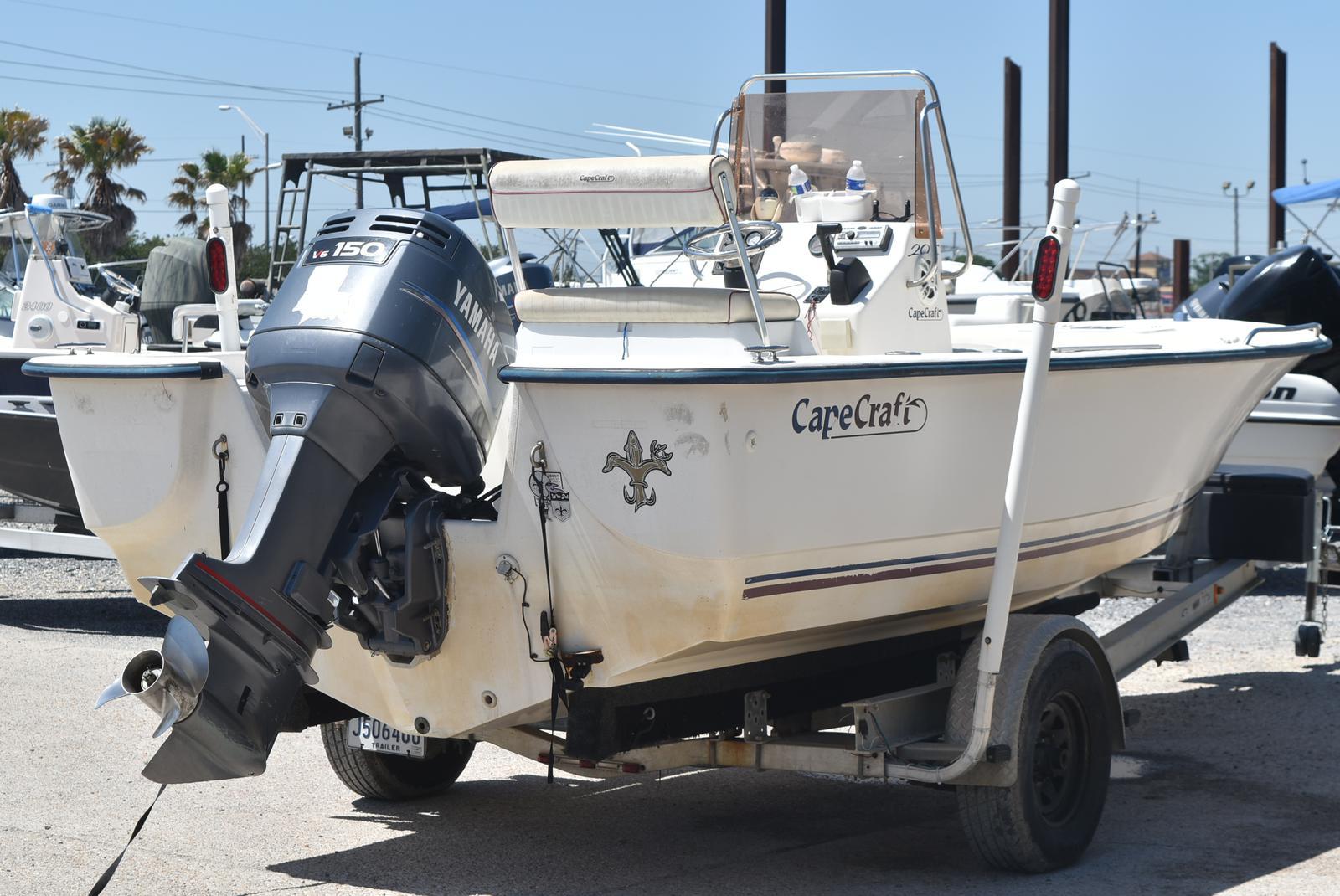 New  2006 Cape Craft Boats Bay Boat in Marrero, Louisiana