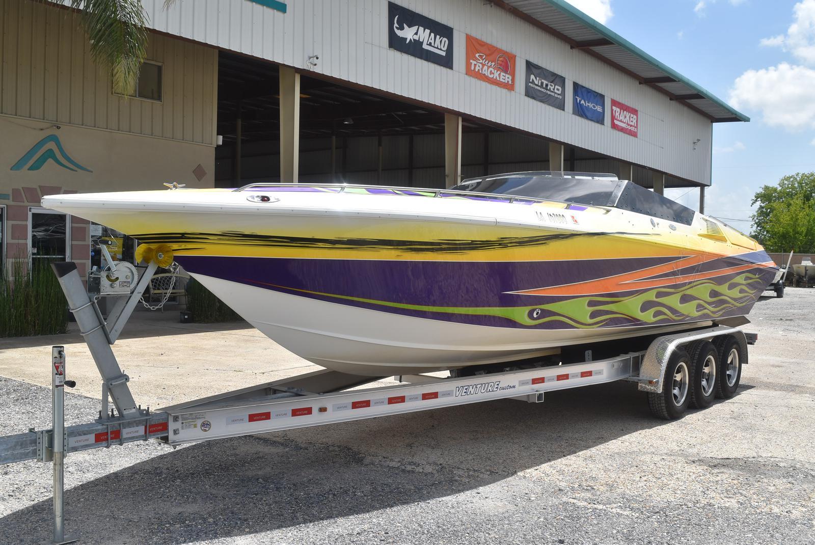 New  Fountain Boats Sport/Ski Boat in Marrero, Louisiana
