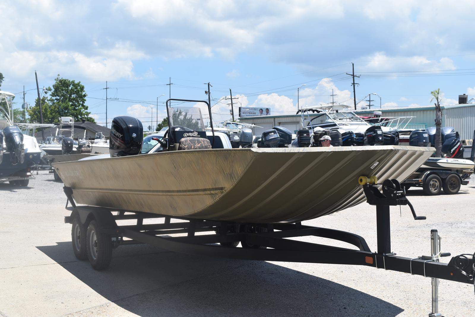 New  2019 Tracker Boats Fishing Boat in Marrero, Louisiana