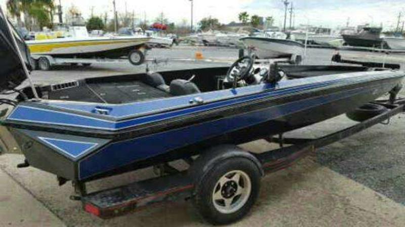 New  1990 Razor Marine Boats Bass Boat in Marrero, Louisiana