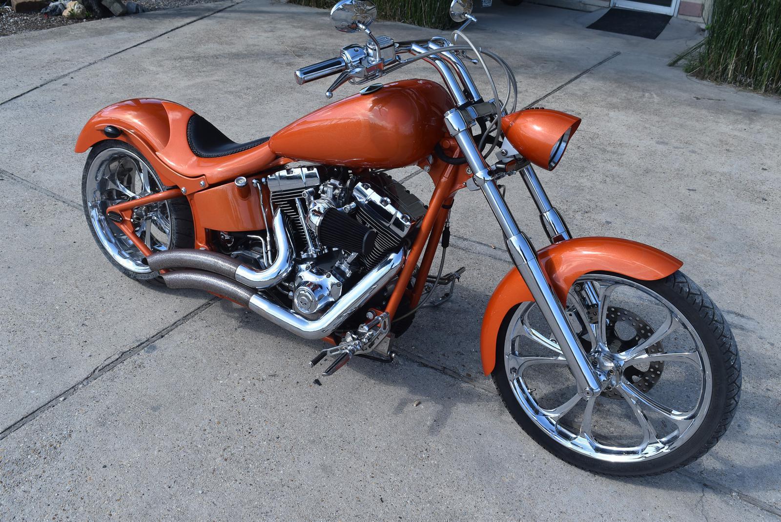 New  2001 Harley-Davidson® Motorcycle Motorcycle in Marrero, Louisiana
