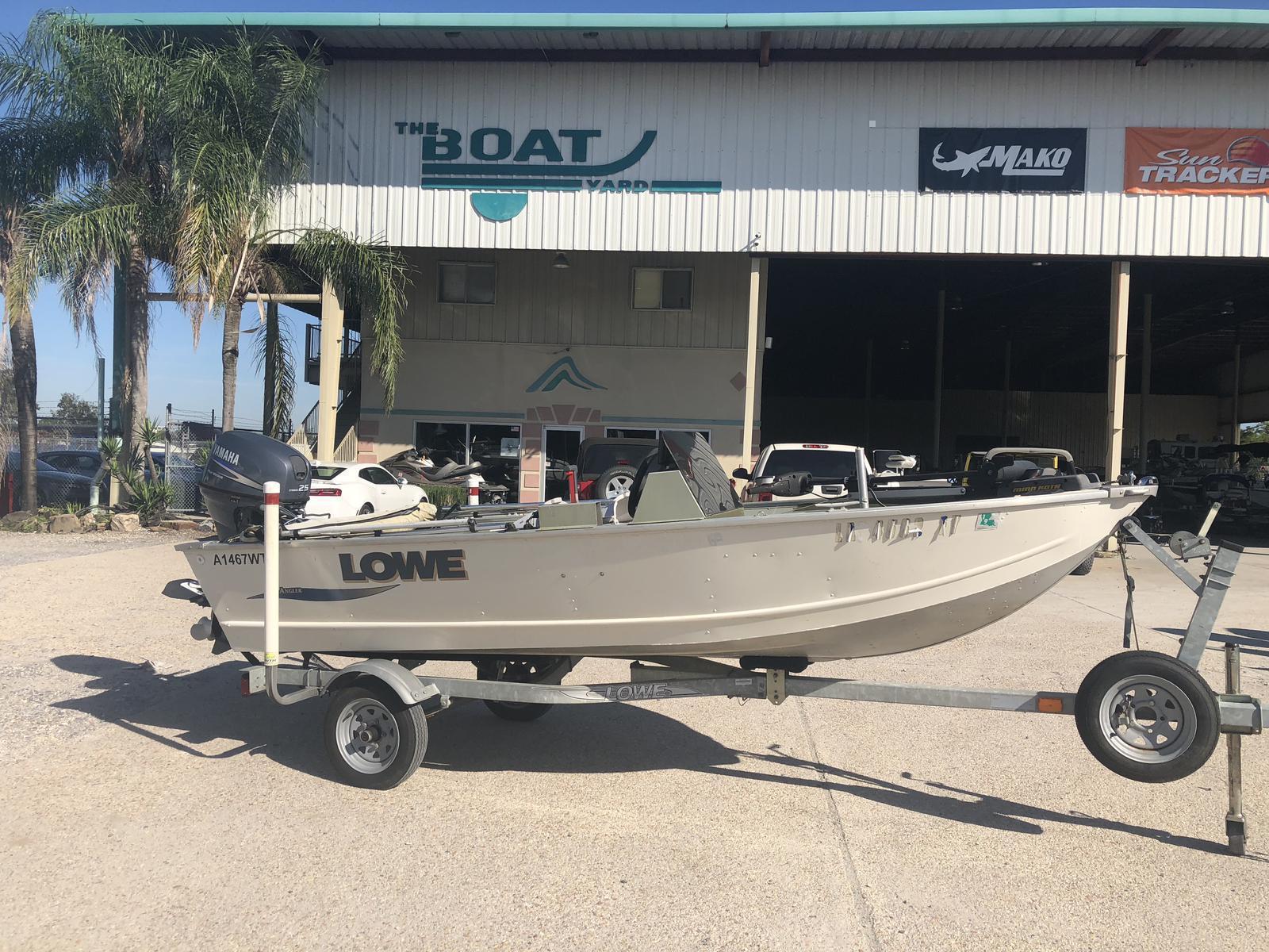 New  2011 Lowe Boats Jon Boat in Marrero, Louisiana