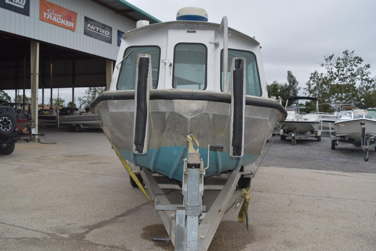 New  2003 Skully Boats Pilot House in Marrero, Louisiana