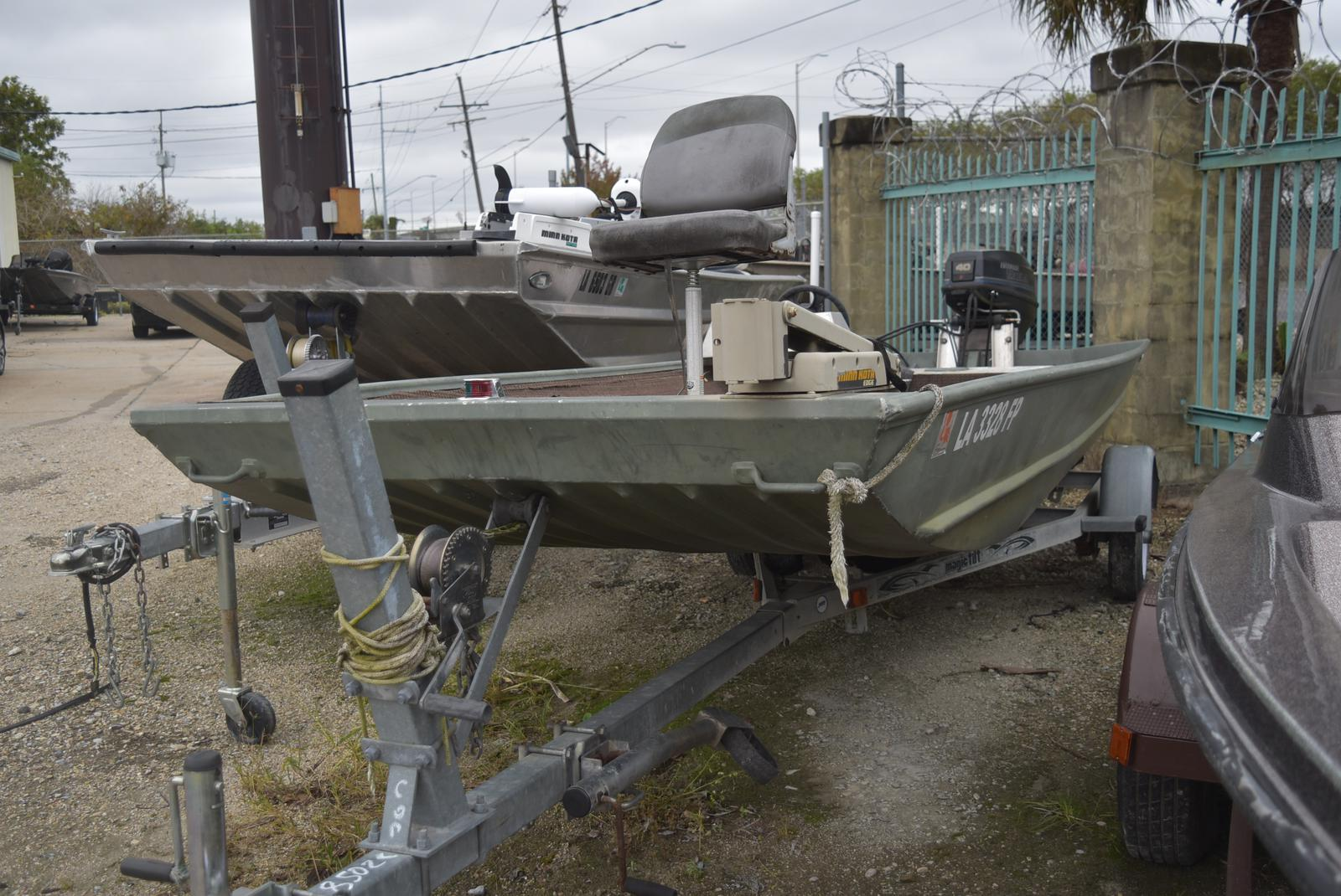 New  2006 Alweld Boats Jon Boat in Marrero, Louisiana