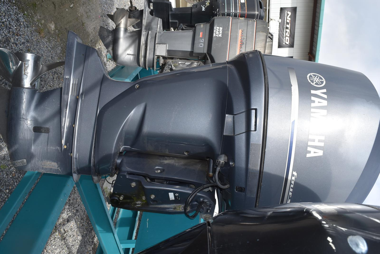 New  2014 Yamaha Outboard Motors Outboard in Marrero, Louisiana