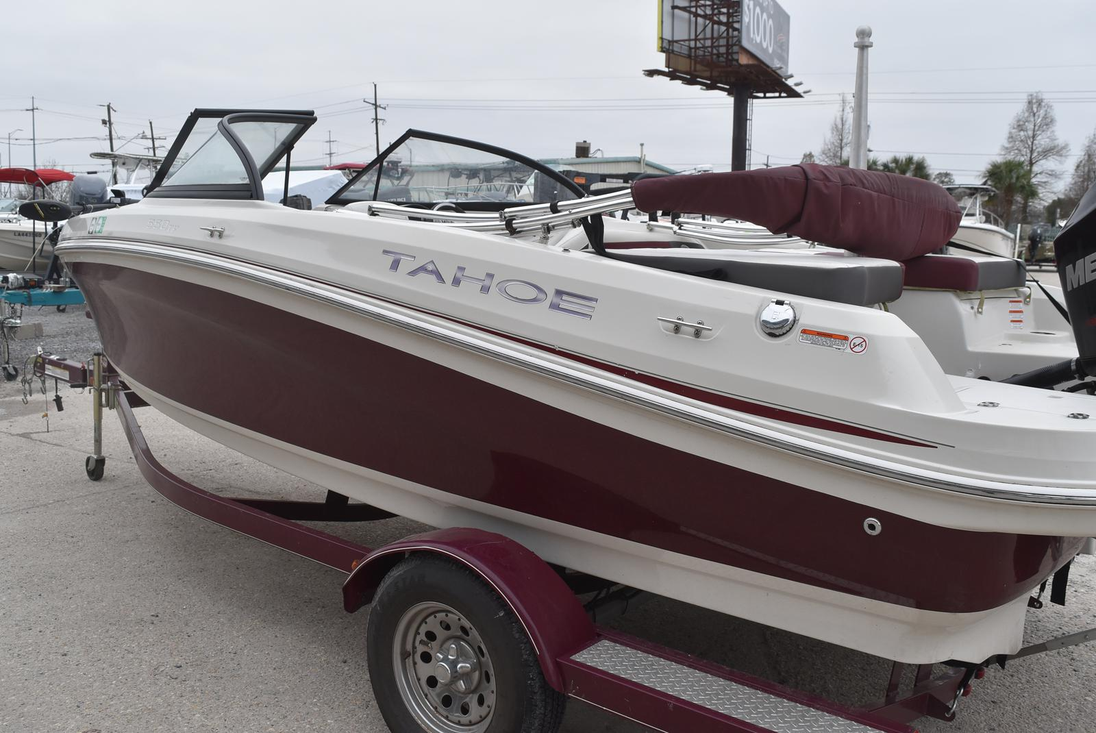 New  2016 Tahoe Bow Rider Bow Rider in Marrero, Louisiana