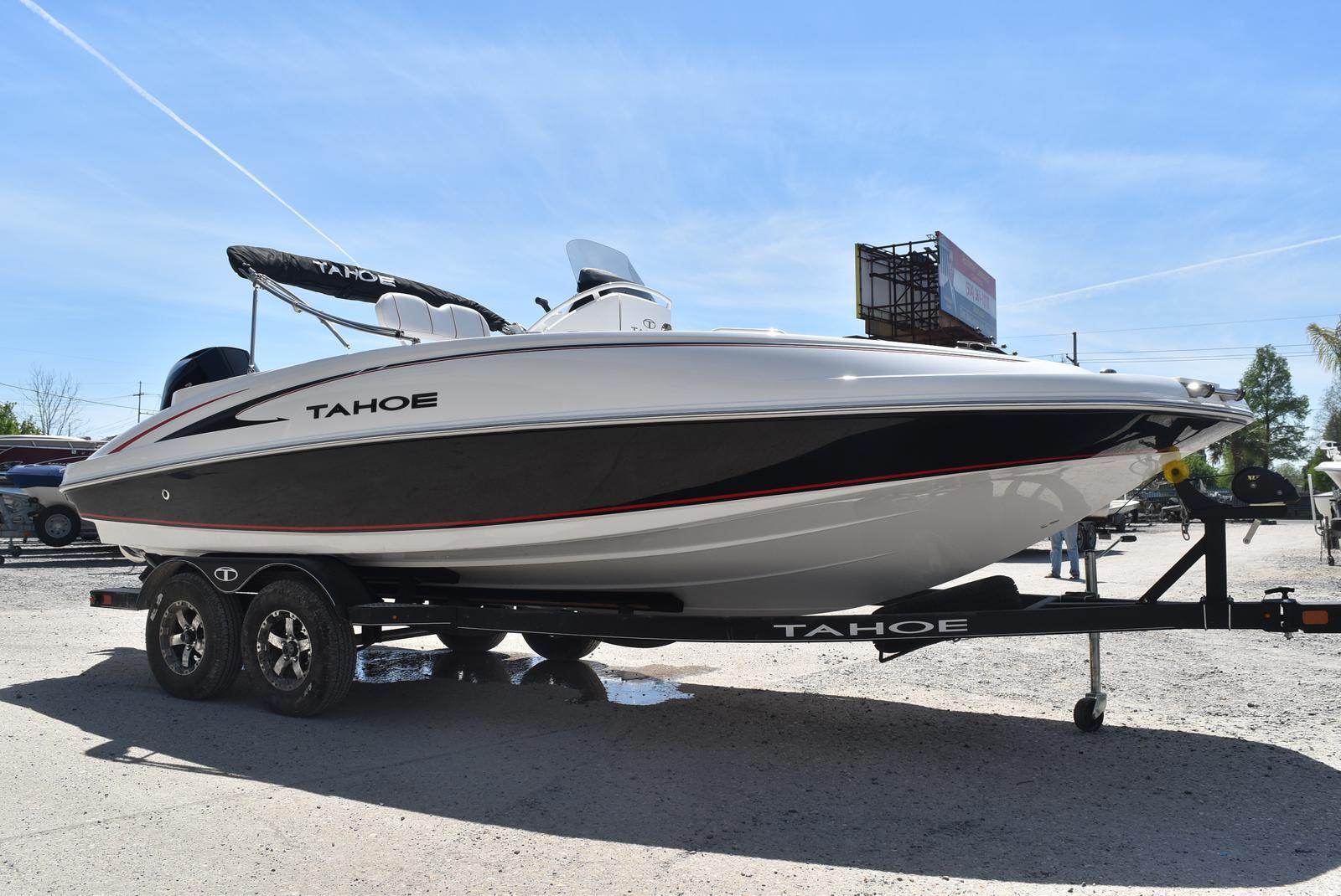 New  2019 Tahoe Boats Deck Boat in Marrero, Louisiana