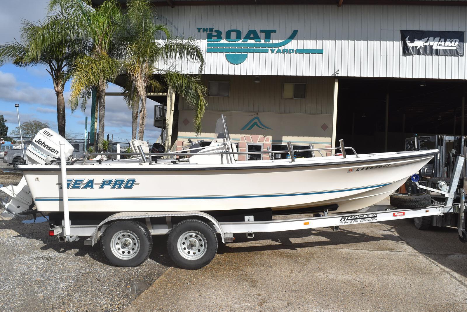 New  1998 Sea Pro Boats Bay Boat in Marrero, Louisiana