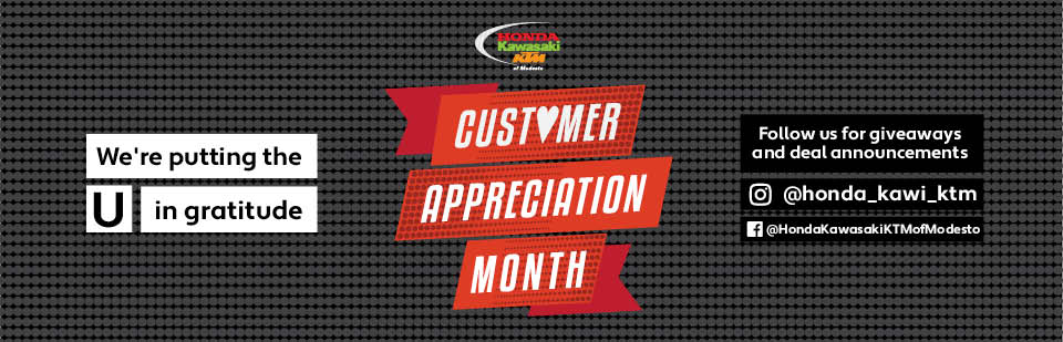 Customer Appreciation Month 2019