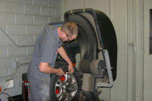 Wheel Balance MADISONVILLE TIRE & RETREADING MADISONVILLE