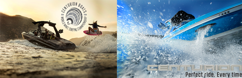 Centurion Boats / World Wake Surf Championship