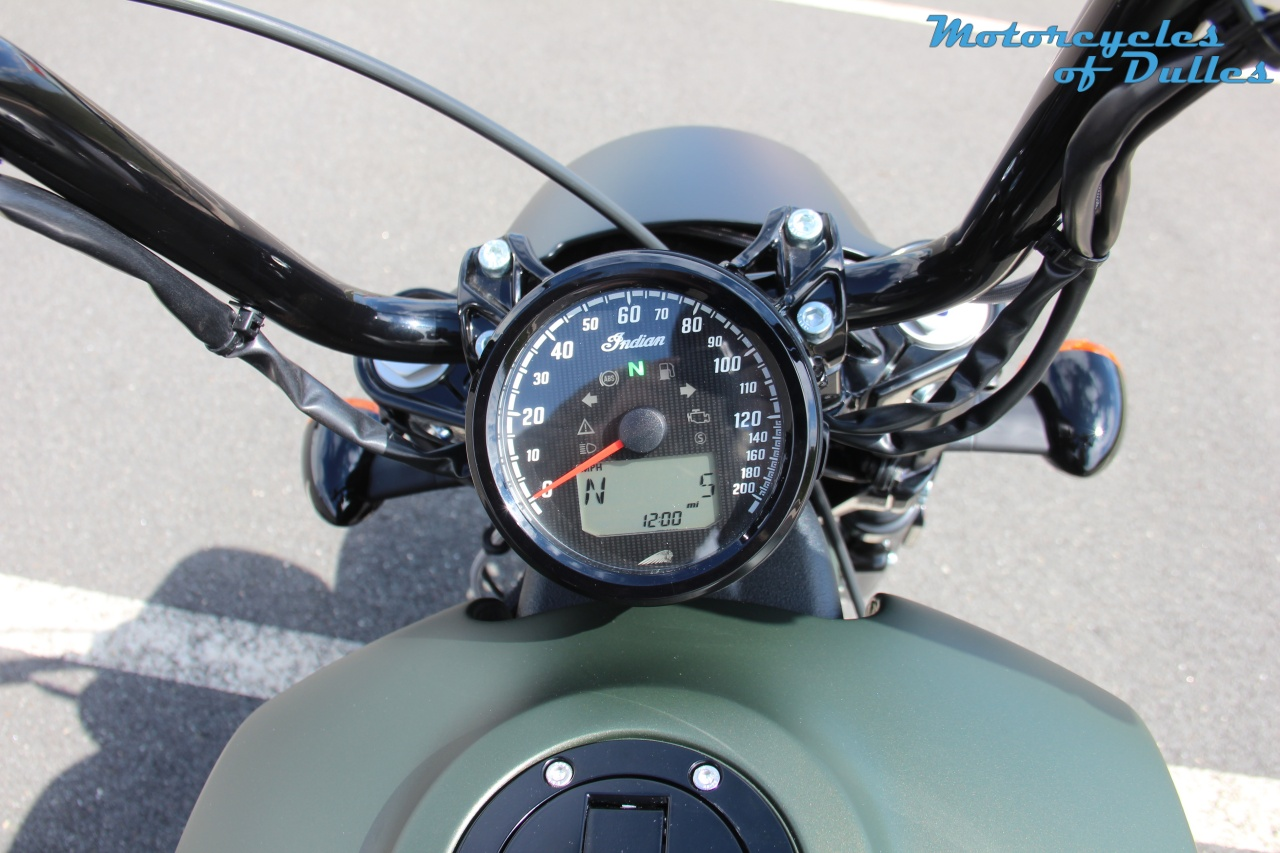 dulles va bobber twenty scout motorcycle indian