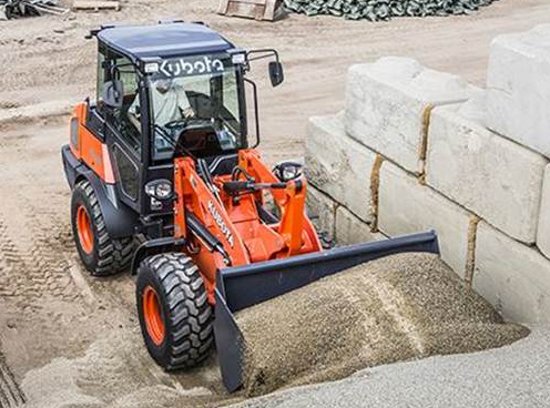 Kubota R Series Loaders
