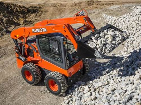 Kubota SSV Series Loaders