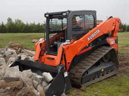 Kubota SVL Series Loaders