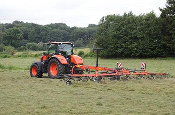 M7 Series Tractors