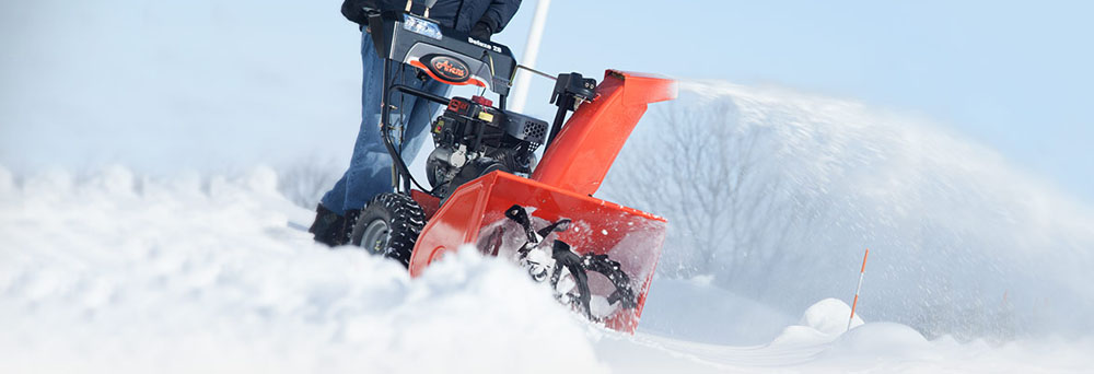 Quality Snowthrowers with H.D. Reynolds<
