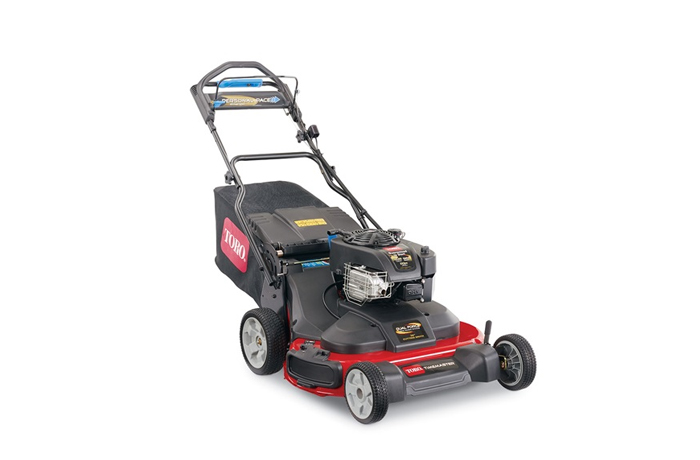 TimeMaster Mower