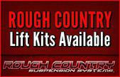 Rough Country Lift Kits Available