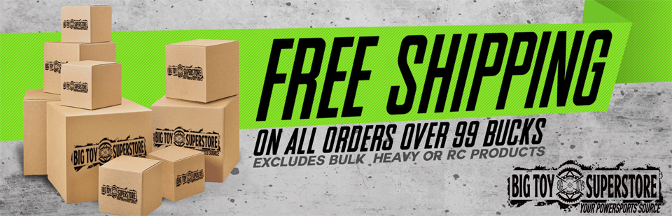 Get free shipping on all orders over $99!