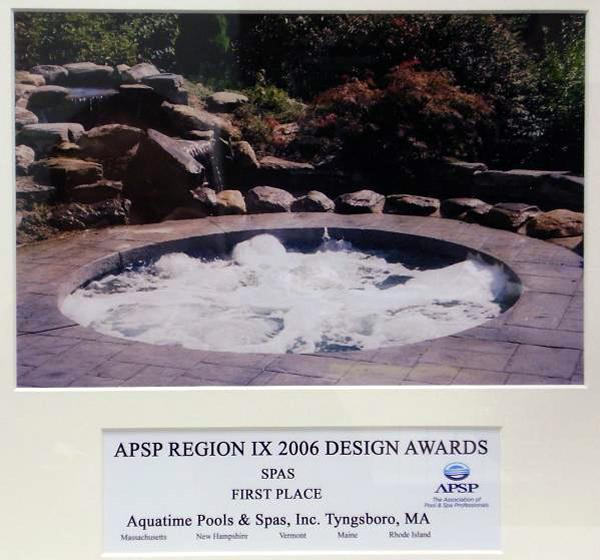 Aquatime Pools and Spas