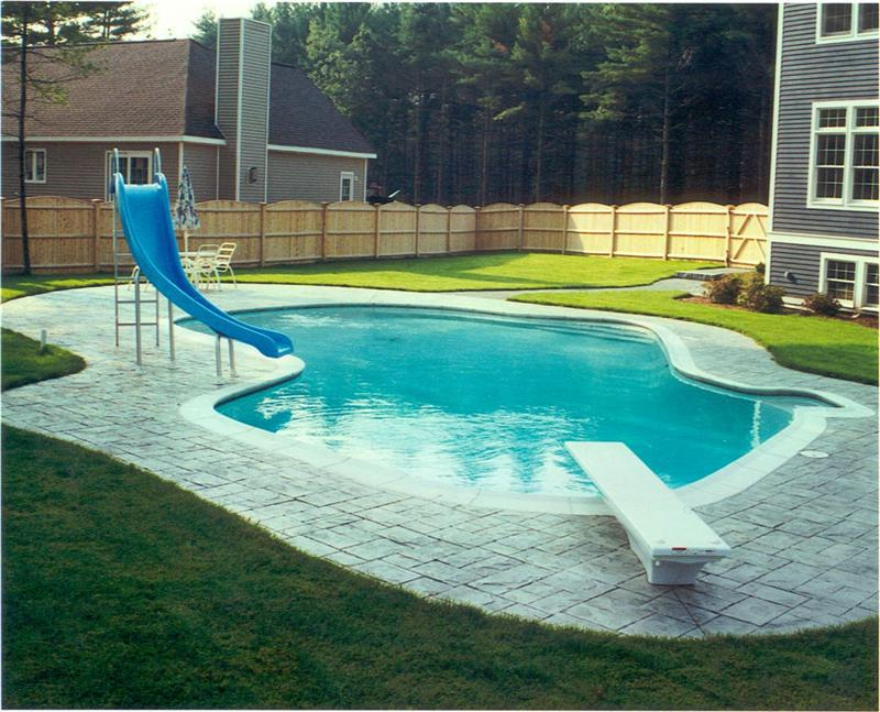 Custom gunite and vinyl pools spas aquatime pools spas for Inground pool contractors