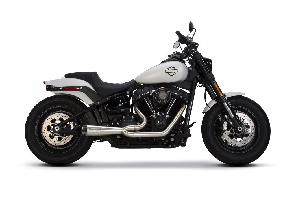 Harley Davidson Softail Comp-S Exhaust (2018-2019)