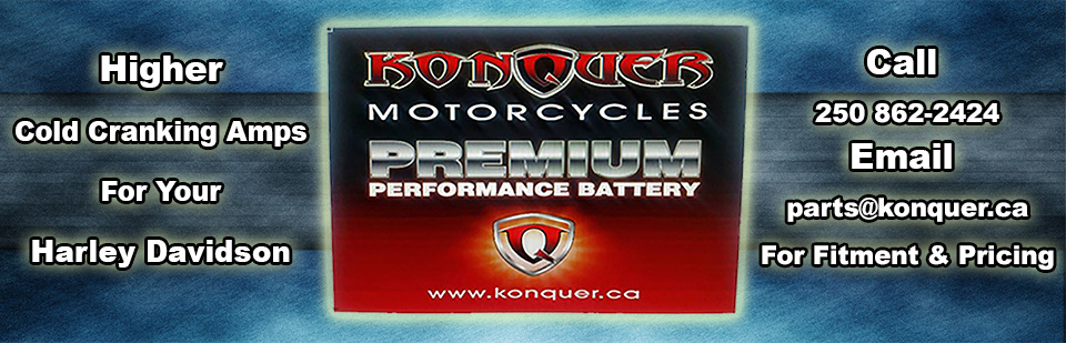 Konquer Premium Batterries