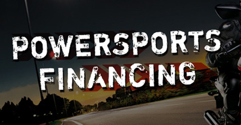 Need Financing? Learn More