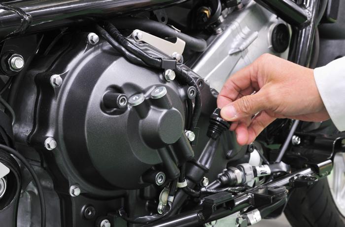 Radiator Flush and Fill RC Hill Honda Powersports DeLand, FL