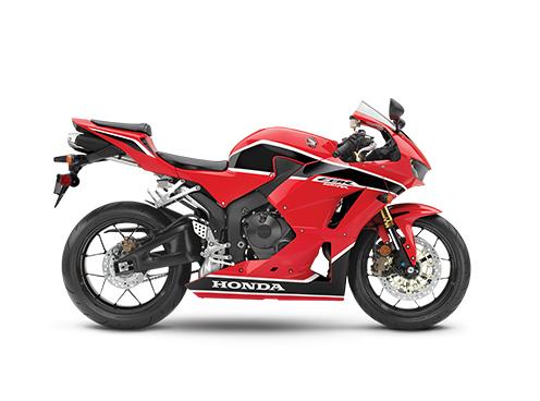 Honda Supersport Models