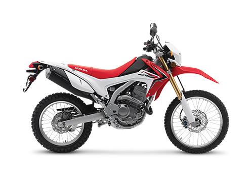 Honda Dual Sport Models