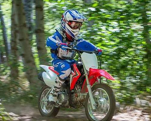 Honda Trail Dirt Bikes