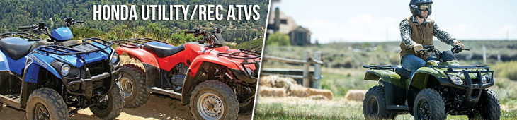 Honda Utility-Recreational ATV Banner